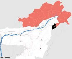 Rap Map Tirap District Wikipedia