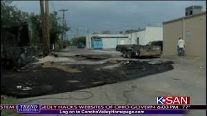 El Patio Motel San Angelo Tx by Businesses Cleanup Storm Damage Story Conchovalleyhomepage