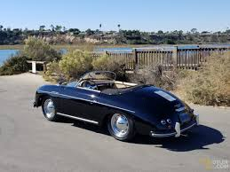 convertible porsche 356 classic 1956 porsche 356 speedster cabriolet roadster for sale