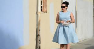 skater dress for plus size stylewe blog