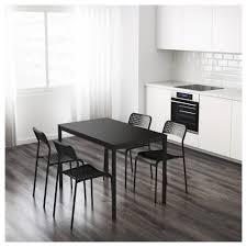 ikea table dining tärendö table black 110x67 cm ikea