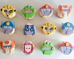 The 25 best Transformers cupcakes ideas on Pinterest