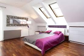 Schlafzimmerm El Ideen Tapete Dachschräge Schlafzimmer Mit Dachschräge 34 Tolle Bilder
