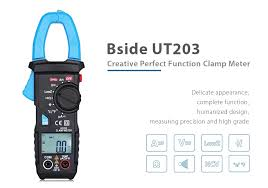 bside ut203 temperature measurement ac dc clamp meter 27 79