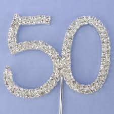 50th cake topper 50th birthday cake toppers and decorations