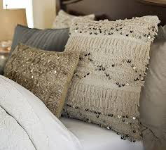 wedding pillows moroccan wedding pillows and poufs popsugar home