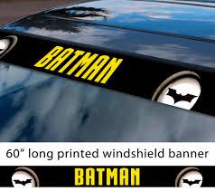 Batman Lights Buy Batman Decals