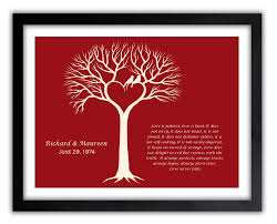 40th wedding anniversary gift ideas valentines day gift gift for him husband