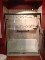 walk in shower ideas for small bathrooms small bathroom makeovers taking out the tub google search re