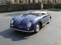 porsche speedster interior 1956 blue porsche 356 speedster recreation 924555 gtcarlot com