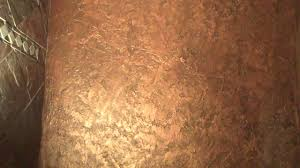 Bedroom Wall Finishes Textured Metallic Wall Finish Youtube