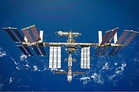 how fast does the space station travel images Esa space for kids life in space the international space station jpg