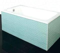 Built In Storage Bench Bathtubs Small Bathroom Built In Storage White Built In Soaking