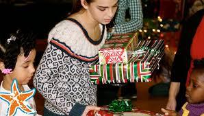 christmas outreach ideas for underprivileged children