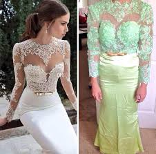 wedding dresses online shopping ads versus reality 14 disappointing wedding dresses bored panda