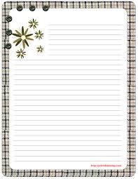 Thanksgiving Stationery Free Free Mother U0027s Day Stationery Printables