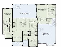 best ranch floor plans houseplans com country farmhouse main floor plan plan 17 2400