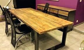 table de cuisine fly fly table de cuisine salle a manger fly chaises blanc