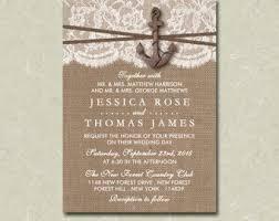 wedding invitations etsy rustic wedding invitation etsy in rustic wedding