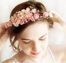 floral hair accessories beautiful hair accessories for enhancing the look of the hair