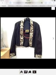 Seeking Jacket Desperately Seeking Susan Promotional Jacket Madonna