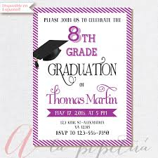 8th grade graduation invitations 8th grade graduation invitations