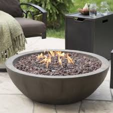 Propane Coffee Table Fire Pit by Propane Fire Pits Hayneedle
