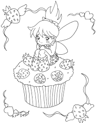 free cupcake coloring pages party cupcake logo branding