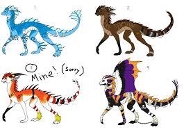 free dragon adoptables closed bc af roxas keyofdestiny