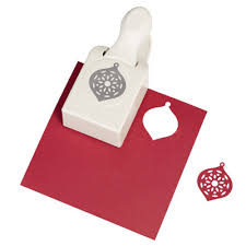 martha stewart vintage ornament paper punch paper crave