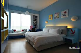 take me to hotel jen puteri harbour hello kitty themed room