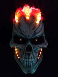 the shield ghost mask ghost rider cosplay mask marvel agents of by hero props on zibbet