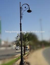 decorative street light poles decorative cast iron street lighting pole for sale buy decorative