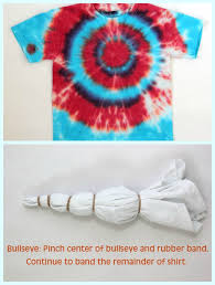 Kids Craft Center - how to tie dye shirts with kids happiness is homemade