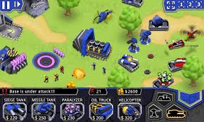 command and conquer android defense command android apps on play