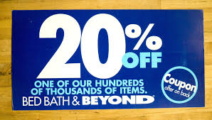 bed bath beyond 20 off new bed bath beyond printable coupon 20 off entire purchase