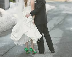 wedding shoes green emerald green wedding shoes green wedding platform