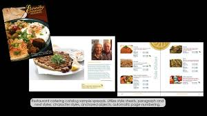 you cuisine catalogue need a catalogue or catalog pigeon cove graphic design will create