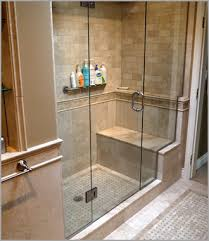 shower tile niches inviting bathroom showers shower stall ideas