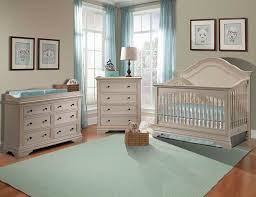marcella convertible crib in antique white and nursery necessities
