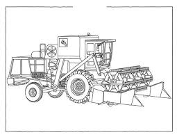 tractor trailer coloring pages coloring pages tractors