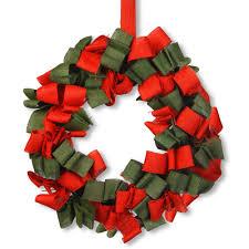 Christmas Decor Company National Tree Company 20 In Holiday Artificial Wreath Rac W210030b