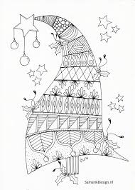 230 best seasonal christmas coloring images on pinterest