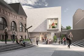 further details emerge for hood museum of art expansion