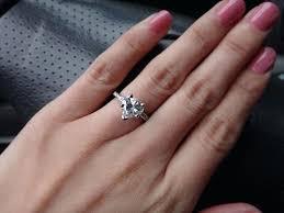 heart shaped engagement ring heart shape wedding ring wedding band for heart shaped engagement