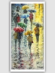 Items Similar To Art Print - 82 best paraguas art umbrellas images on pinterest umbrellas