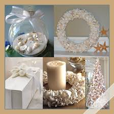 a simple beach themed christmas amazing design for less decor
