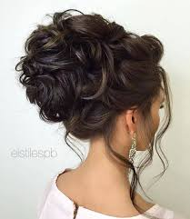 elstile wedding hairstyles for long hair 33 pearls flowers and