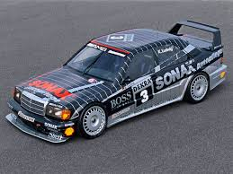 mercedes benz 190 e 2 5 16 evolution ii dtm race livery