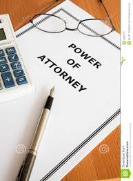 Power Of Attorney Bank Account by Power Of Attorney Royalty Free Stock Images Image 13087519